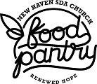 New Haven Seventh-day Adventist Church ReNewed Hope Food Pantry logo
